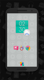 MATERIALISTIK ICON PACK Patched APK 1
