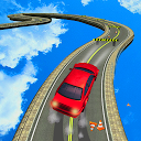 Racing Car Stunts On Impossible Tracks: Free Games