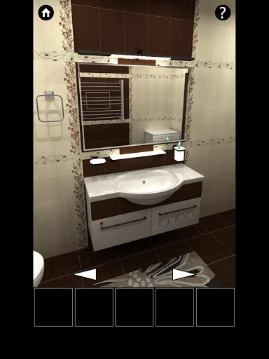 Bathroom - room escape game -  screenshots 8
