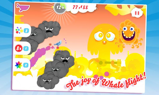 Whale Trail Frenzy apkmr screenshots 1