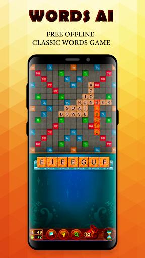 Word Games AI (Free offline games)  screenshots 1