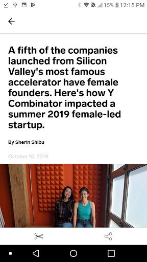 Business Insider 3.9 Screenshots 1