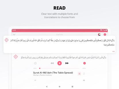 Quran Pro Muslim - u0627u0644u0642u0631u0622u0646 u0627u0644u0643u0631u064au0645 screenshots 17
