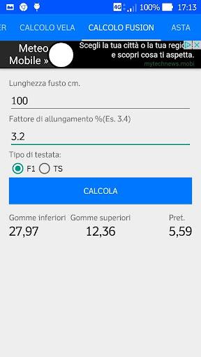 calcoli pesca sub screenshot 2