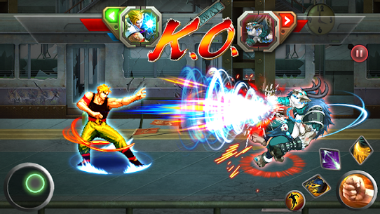 Free Street Fighting City Fighter Apk Download 2021 3