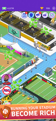 Idle GYM Sports - Fitness Workout Simulator Game 1.39 screenshots 1