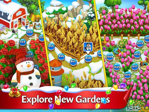 Solitaire Garden - TriPeaks Story 1.8.1 screenshots 8