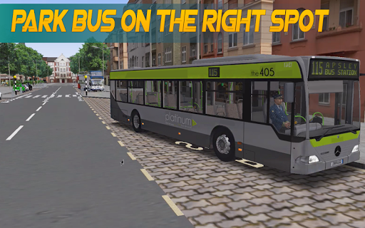 Bus Simulator : Bus Hill Driving game  screenshots 15
