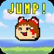 ゆっくりジャンプ2〜ゆっくりと遊ぶスマホを傾ける系ゲーム〜 - Androidアプリ