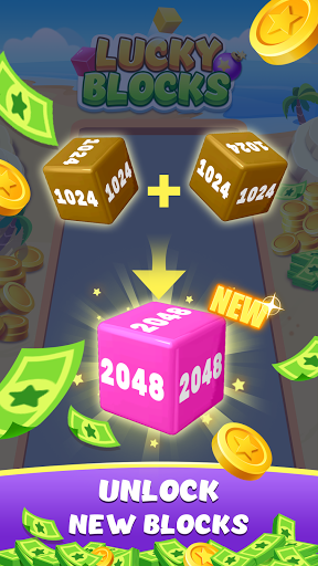 Lucky Blocks 1.2.0 screenshots 2