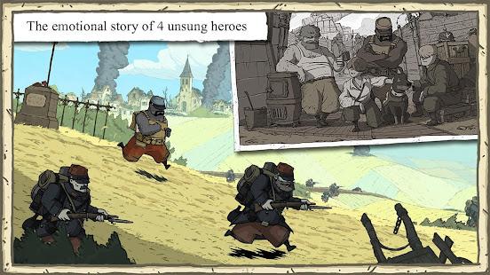Valiant Hearts The Great War 1.0.1 Screenshots 3