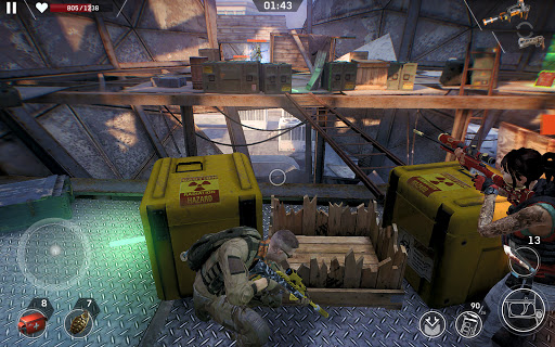 Left to Survive: Dead Zombie Survival PvP Shooter 4.3.0 screenshots 19