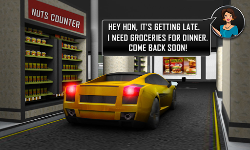 Drive Thru Supermarket: Shopping Mall Car Driving 2.3 Screenshots 4