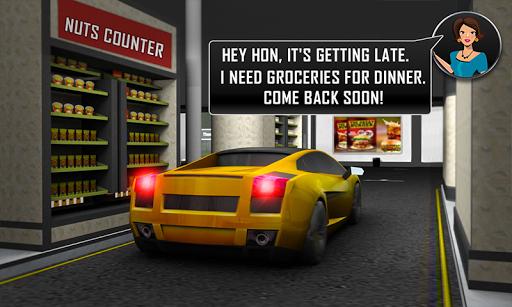 Drive Thru Supermarket: Shopping Mall Car Driving 2.3 screenshots 4