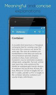 Shipping Dictionary Pro APK 3
