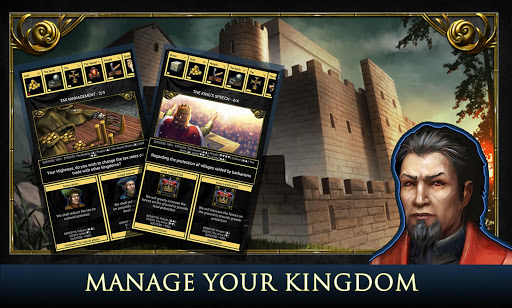Age of Dynasties: Medieval Games, Strategy & RPG 2.0.4 screenshots 4