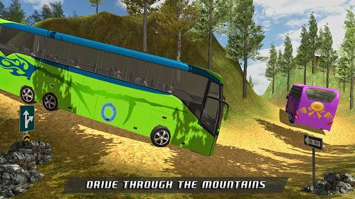 Bus Simulator 2021: Bus Games screenshots 11