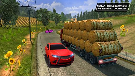 Silk Road Truck Simulator : 2021  screenshots 6