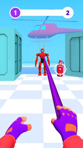 Ropy Hero 3D: Super Action Adventure  screenshots 1