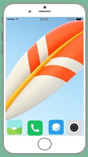 feather full hd wallpaper screenshot 3