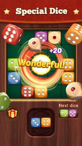 Woody Dice Merge Puzzle  screenshots 3