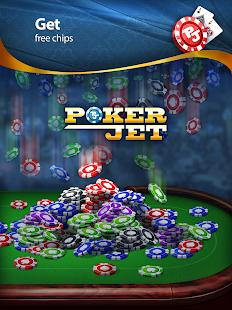 Poker Jet: Texas Holdem and Omaha 31.9 Screenshots 14
