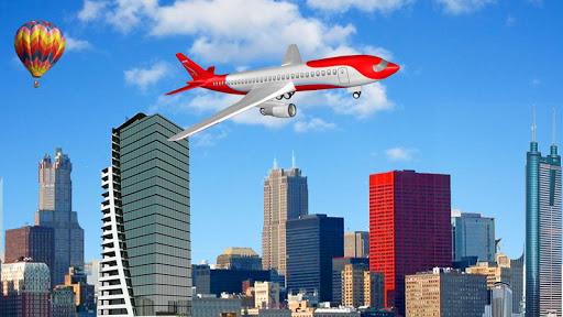 Airplane Flight Simulator 3D: Aeroplane Pilot Game 1.1 screenshots 1