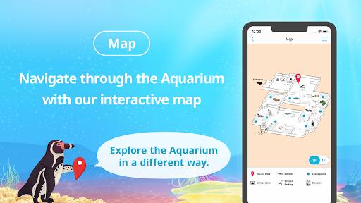 DMM Kariyushi Aquarium screenshots 2