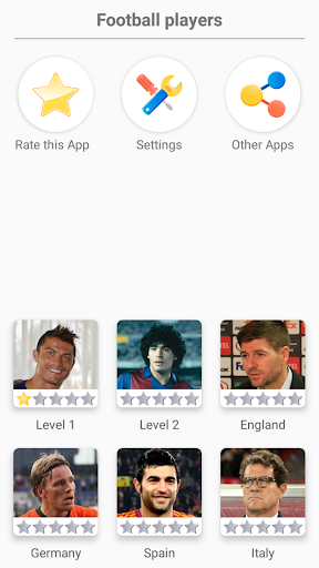 Soccer Players - Quiz about Soccer Stars! 2.99 Screenshots 1