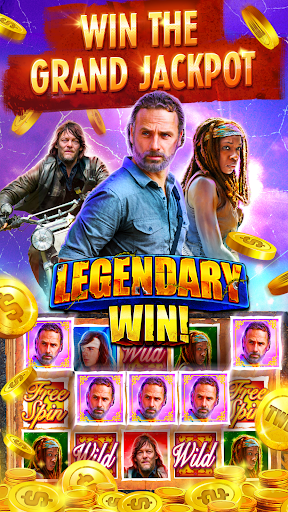 The Walking Dead: Free Casino Slots 218 screenshots 5