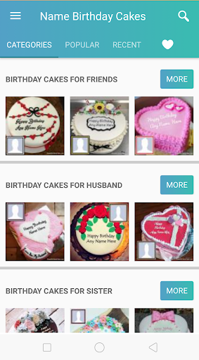 Birthday Cake With Name And Photo ud83cudf82 1.2 Screenshots 1