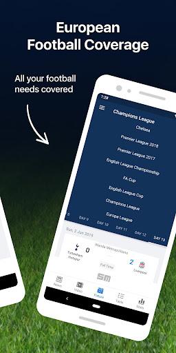 EPL Live: English Premier League scores and stats  Screenshots 4