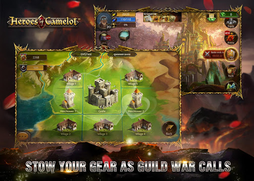 Heroes of Camelot 9.4.5 screenshots 21