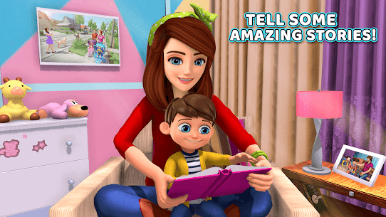 Virtual Baby Sitter Family For Pc, Laptop In 2020 | How To Download (Windows & Mac) 1