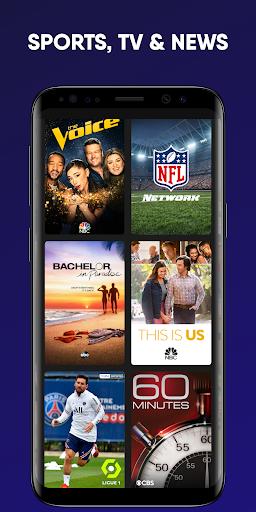 fuboTV: Watch Live Sports, TV Shows, Movies & News screenshots 3