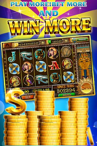 Slot - Pharaoh's Treasure - Free Vegas Casino Slot screenshots 1