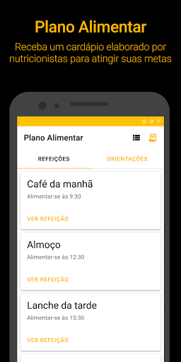 Smart Fit Nutri 2.23.35 screenshots 2