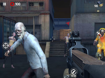 Image For Dead Fire: Zombie shooting Versi 1.3.3.7 15