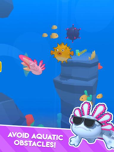 Axolotl Rush apkdebit screenshots 7