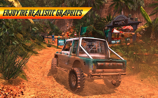 Off road 4X4 Jeep Racing Xtreme 3D 1.4.3 screenshots 7