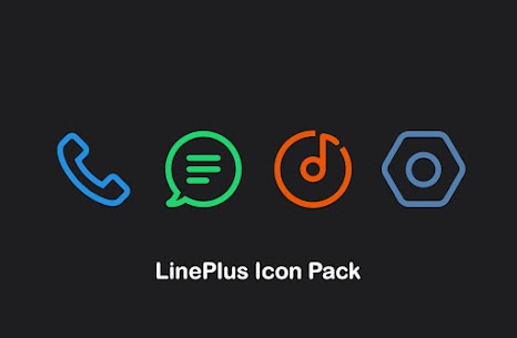 LinePlus Icon Pack 1