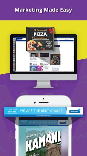 Banner Maker Thumbnail Creator Cover Photo Design 18.0 Screenshots 6