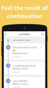 DotHabit - Management of habits, goals, routine