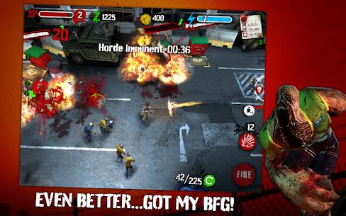 Zombie HQ (обновлено v 1.8.0) + Мод (много денег) 3