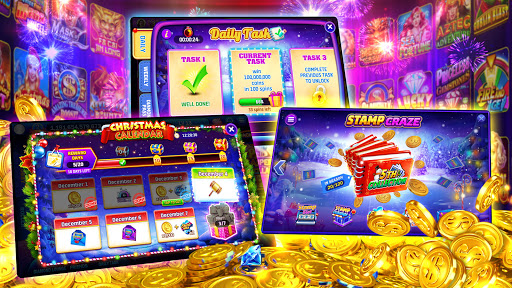 Golden Casino: Free Slot Machines & Casino Games  screenshots 8