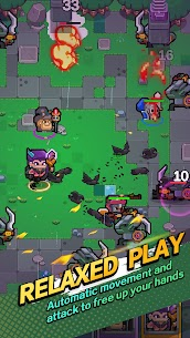 Idle Squad – RPG Apk Download NEW 2021 3