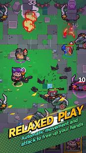 Idle Squad - RPG screenshots apk mod 1