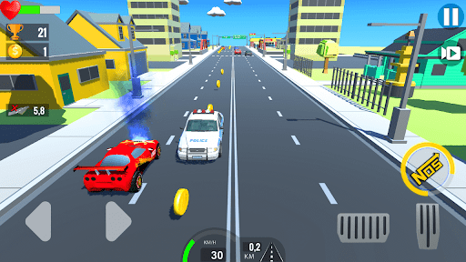 Super Kids Car Racing In Traffic 1.13 Screenshots 24