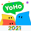 YoHo: Group voice chat & Live talk with friends