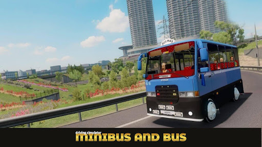 Minibus Dolmus Bus Simulator Turkey 2021 0.6 screenshots 2